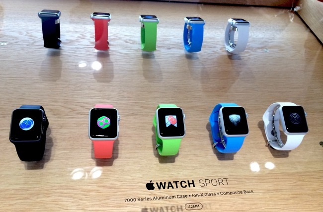 Apple Watch Store