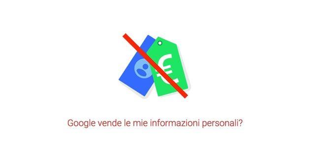 Google Informazioni Personali